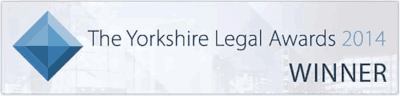 Yorkshire Legal Awards - 2014