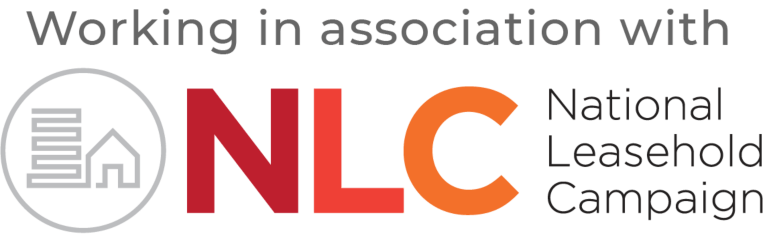 National Leasehold Campaign (NLC) logo