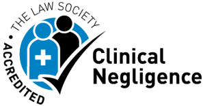 Clinical Negligence Accredited