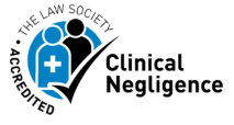 Clinical Negligence Accredited Logo