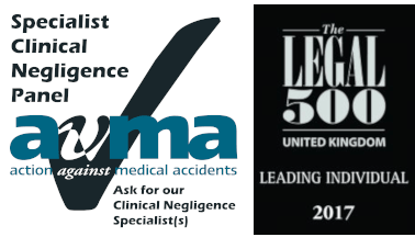 AvMA and Legal 500 logo